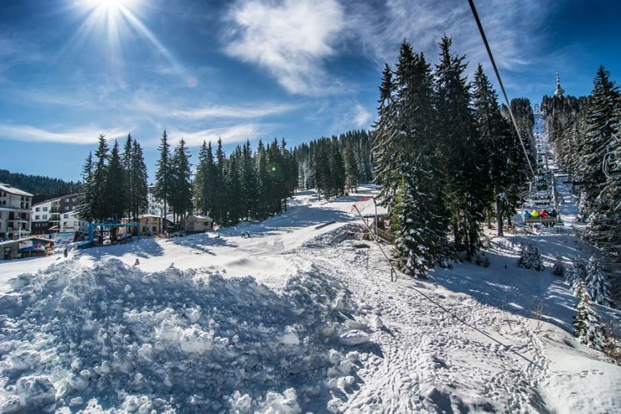 Транспорт до ски пистите и обратно