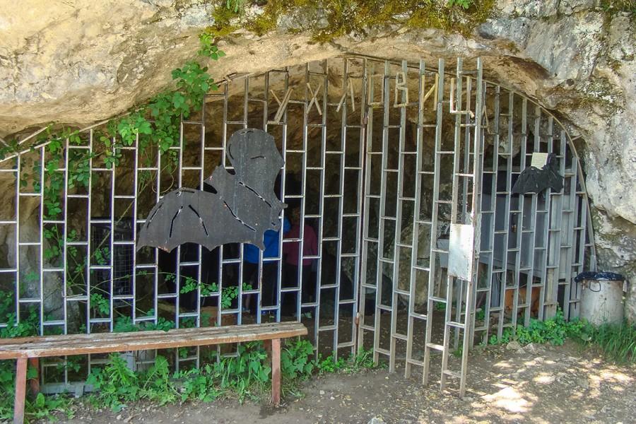 Пещера  Ухловица