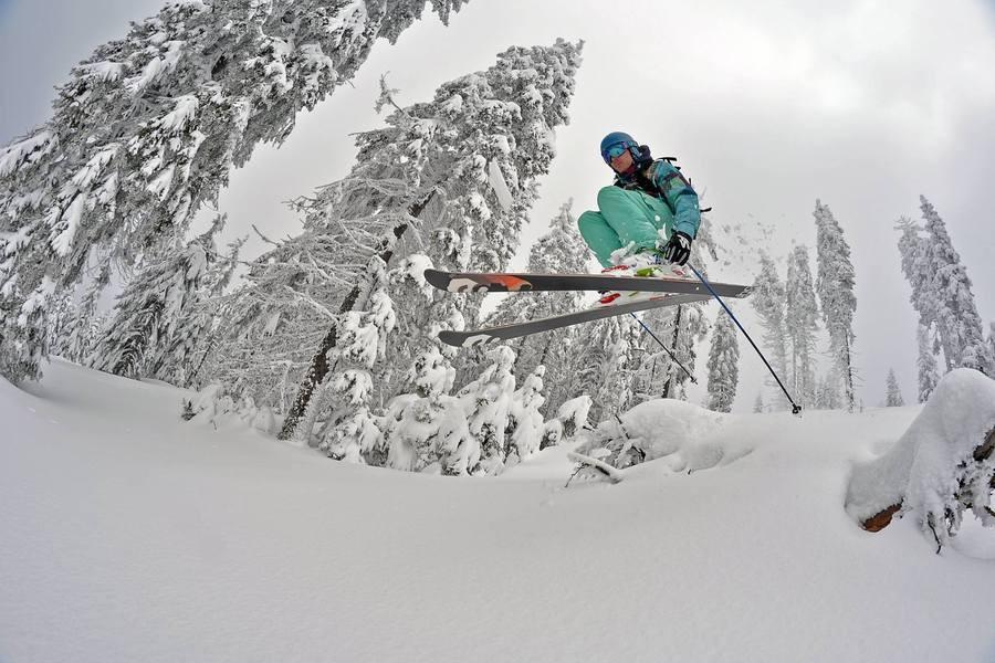 На ски през Март